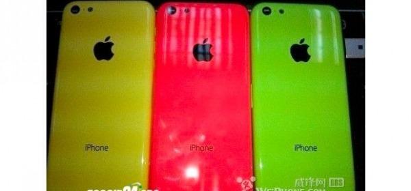 iPhone colorato