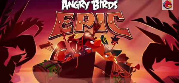 "Angry Birds ""Epic"""