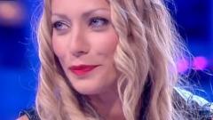 Karina Cascella a 'Domenica Live'