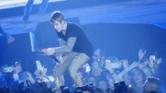 Justin Bieber live a Bologna