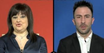 Simone Coccia Colaiuta e Stefania Pezzopane
