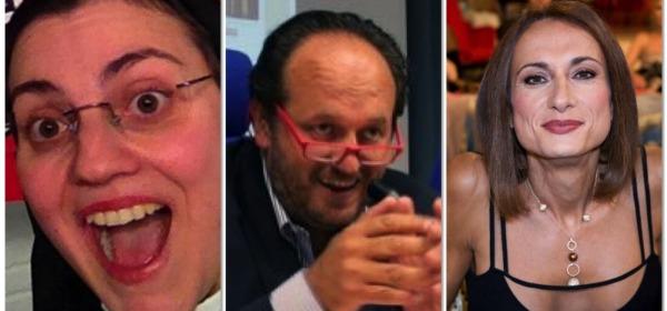 Suor Cristina, Luigi De Fanis e Vladimir Luxuria