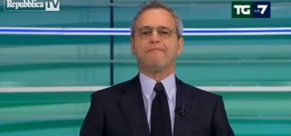 Enrico Mentana debiti TG La7