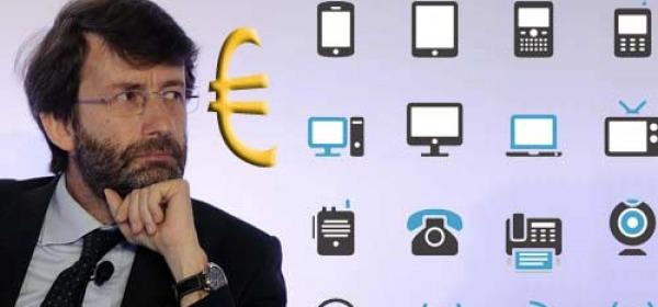Dario Franceschini equo compenso
