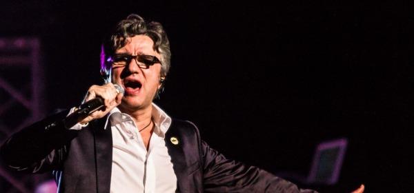 Gaetano Curreri, il leader e voce degli Stadio