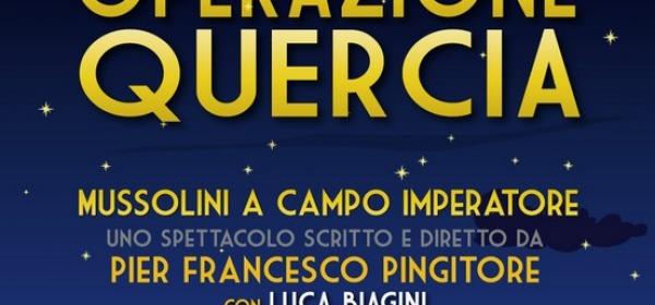 Operazione Quercia - Mussolini a Campo Imperatore