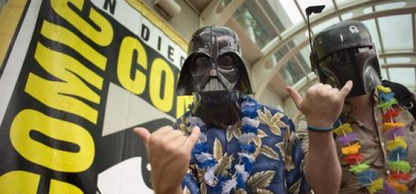 Comic-Con Star Wars The Force Awakens