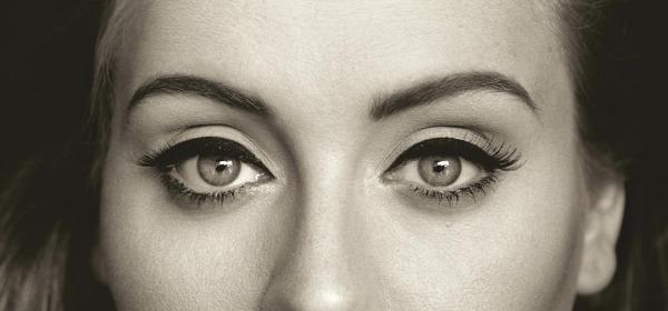 Adele - foto da instagram