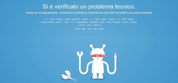 Twitter 'Collassa'