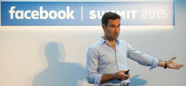 Diego Dzodan, vicepresidente Facebook per l'America Latina