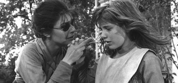 "Patty Duke, Helen Keller in ""Anna Dei Miracoli"""