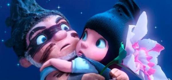 """Una scena di """"Gnomeo e Giulietta"""""""